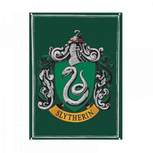 Harry Potter Small Tin Sign - Slytherin Crest Olleke | Disney and Harry Potter Merchandise shop Harry Potter
