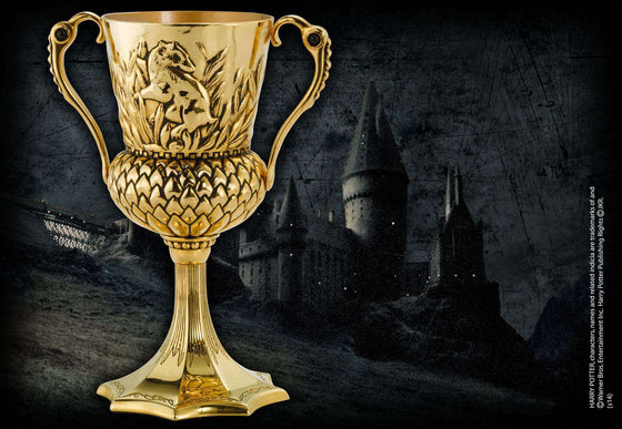 Helga Hufflepuff Cup Olleke | Disney and Harry Potter Merchandise shop The Noble Collection