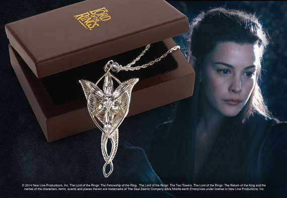 Arwen Evenstar Pendant - Olleke | Disney and Harry Potter Merchandise shop