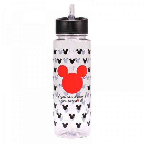 Mickey Mouse Water Bottle - If You Can Dream It Olleke | Disney and Harry Potter Merchandise shop Disney