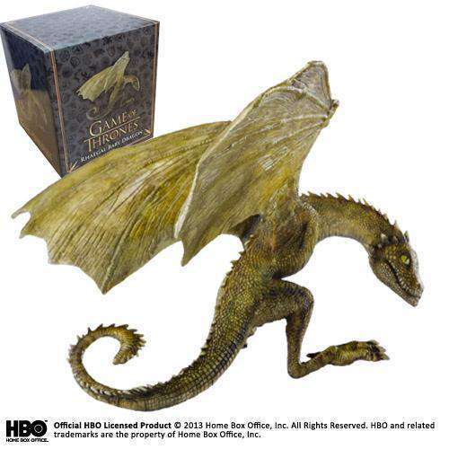 Rhaegal Baby Dragon - Olleke | Disney and Harry Potter Merchandise shop