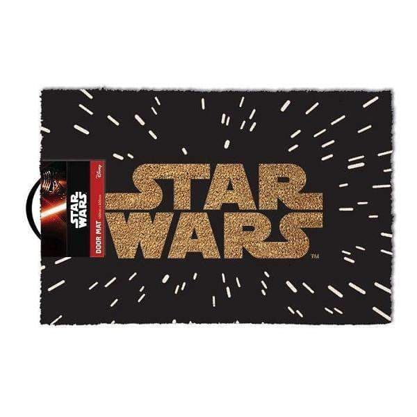 Star Wars Logo Door Mat - Olleke | Disney and Harry Potter Merchandise shop