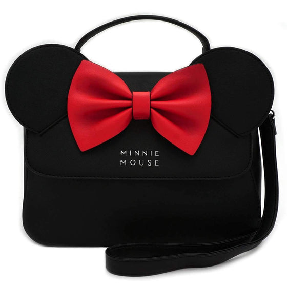 Fairytales & Icons - Disney By Loungefly Minnie Ears & Bow Crossbody