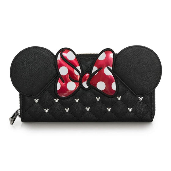Fairytales & Icons - Disney By Loungefly Wallet Minnie Bow