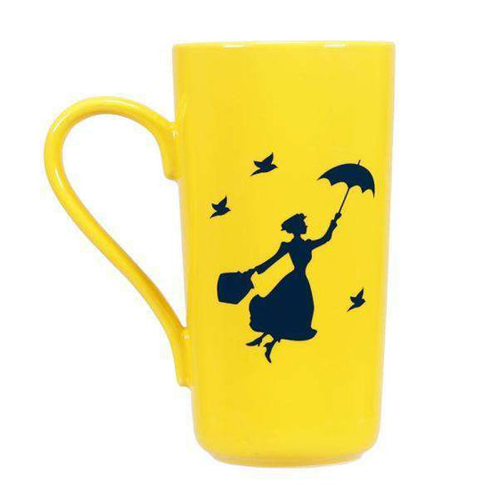 Fairytales & Icons - Disney Mary Poppins Latte Mug - Practically Perfect