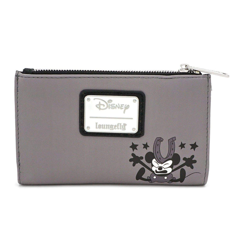 Disney Mickey Mouse Plane Crazy Flap Wallet by Loungefly