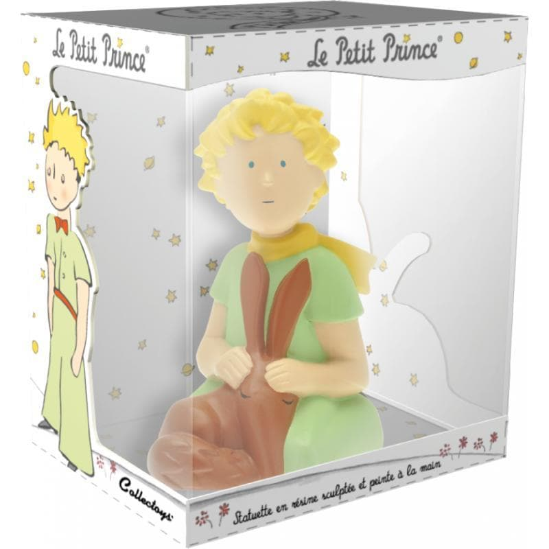 Little Prince Collector Collection Statue The Little Prince & The Fox - Olleke | Disney and Harry Potter Merchandise shop
