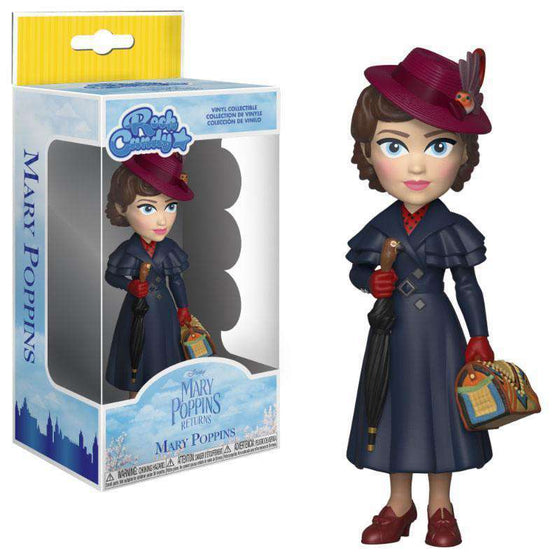 Mary Poppins 2018 Rock Candy Vinyl Figure Mary Olleke | Disney and Harry Potter Merchandise shop Funko