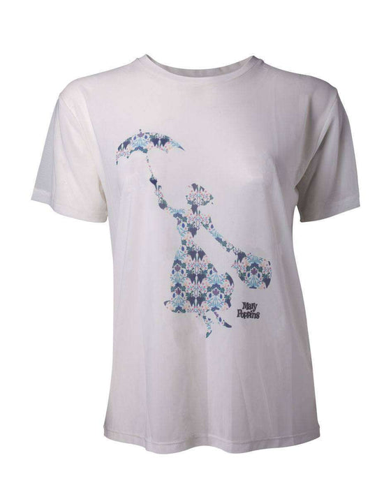 Fairytales & Icons - Mary Poppins Ladies T-Shirt Sublimation Mesh