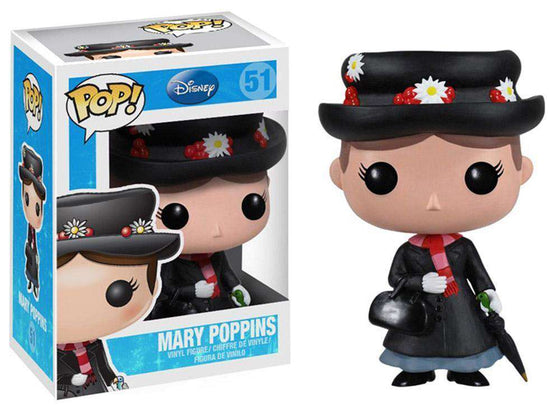 Fairytales & Icons - Mary Poppins POP! Vinyl Figure Mary Poppins 10 Cm