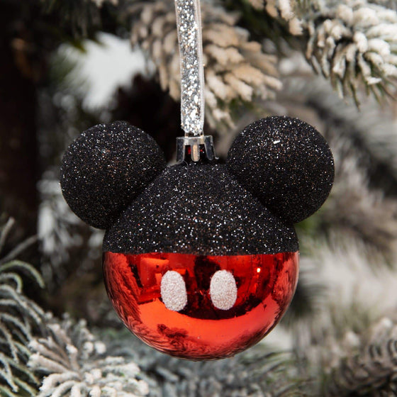Mickey Mouse Christmas Bauble