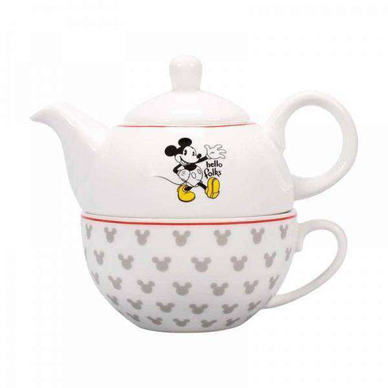 Mickey Mouse Tea For One - If You Can Dream It Olleke | Disney and Harry Potter Merchandise shop Disney