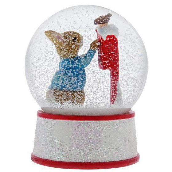 Fairytales & Icons - Peter Rabbit's Letter To Santa Water Ball