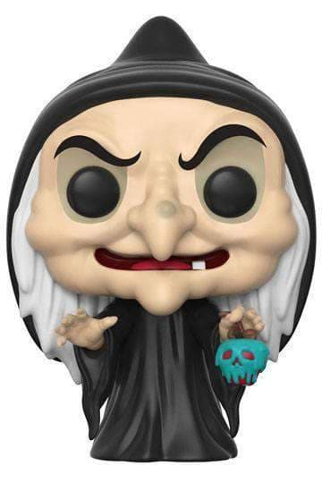 Fairytales & Icons - Snow White And The Seven Dwarfs POP! Disney Vinyl Figure Witch 9 Cm