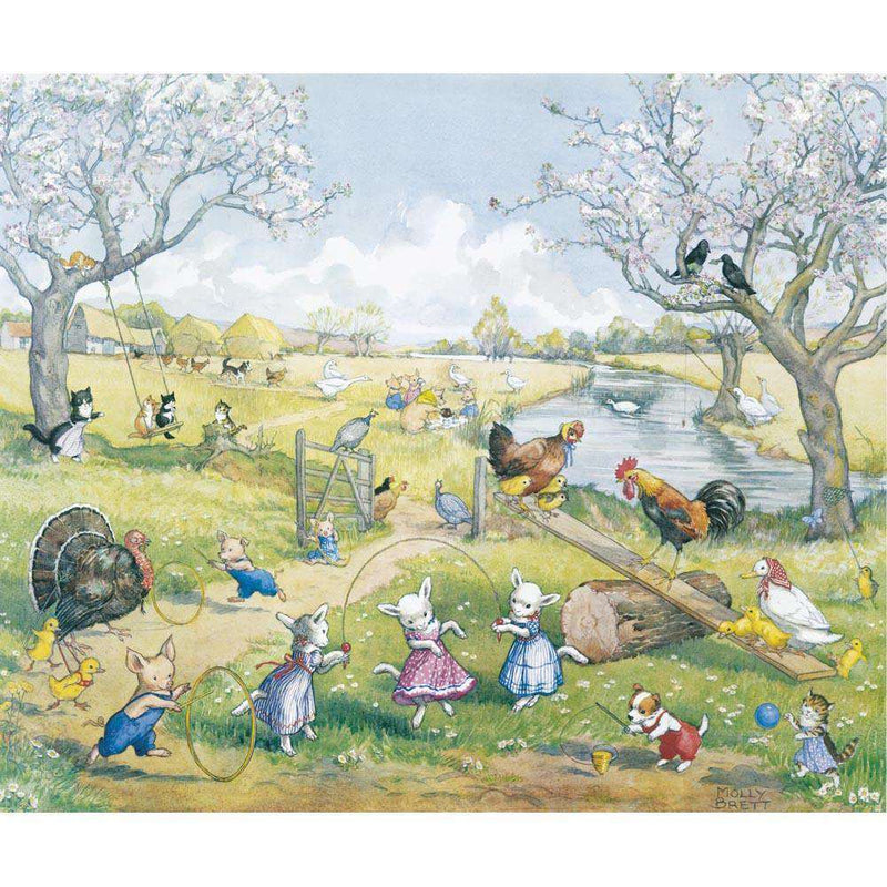 Springtime on the Farm - Olleke | Disney and Harry Potter Merchandise shop