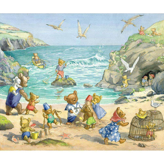 Fairytales & Icons - Teddy Bear Beach