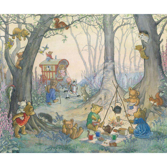 Fairytales & Icons - Teddy Bear Camp