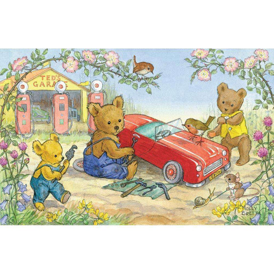 Fairytales & Icons - Teddy's Garage