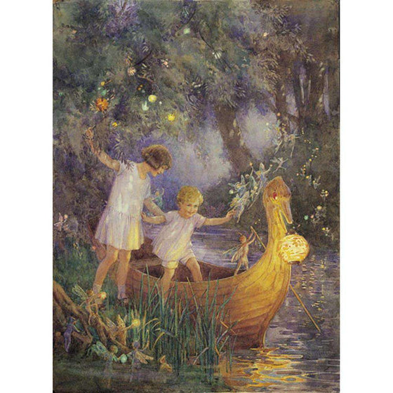 Fairytales & Icons - The Boat To Fairyland