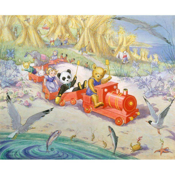 Fairytales & Icons - The Toys On Holiday