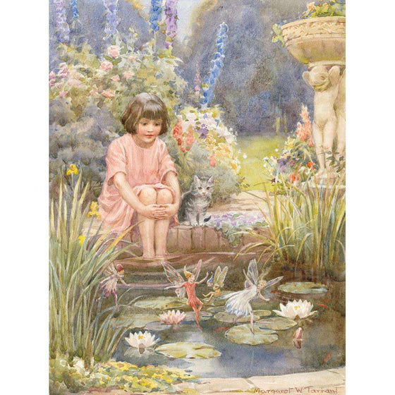 Fairytales & Icons - The Water Lily Pond