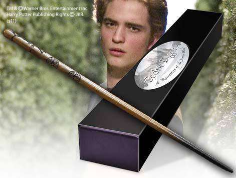 Cedric Diggory Character Wand Olleke | Disney and Harry Potter Merchandise shop The Noble Collection