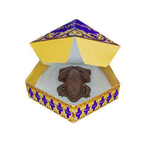 Chocolate Frog Mold New Edition - Olleke | Disney and Harry Potter Merchandise shop