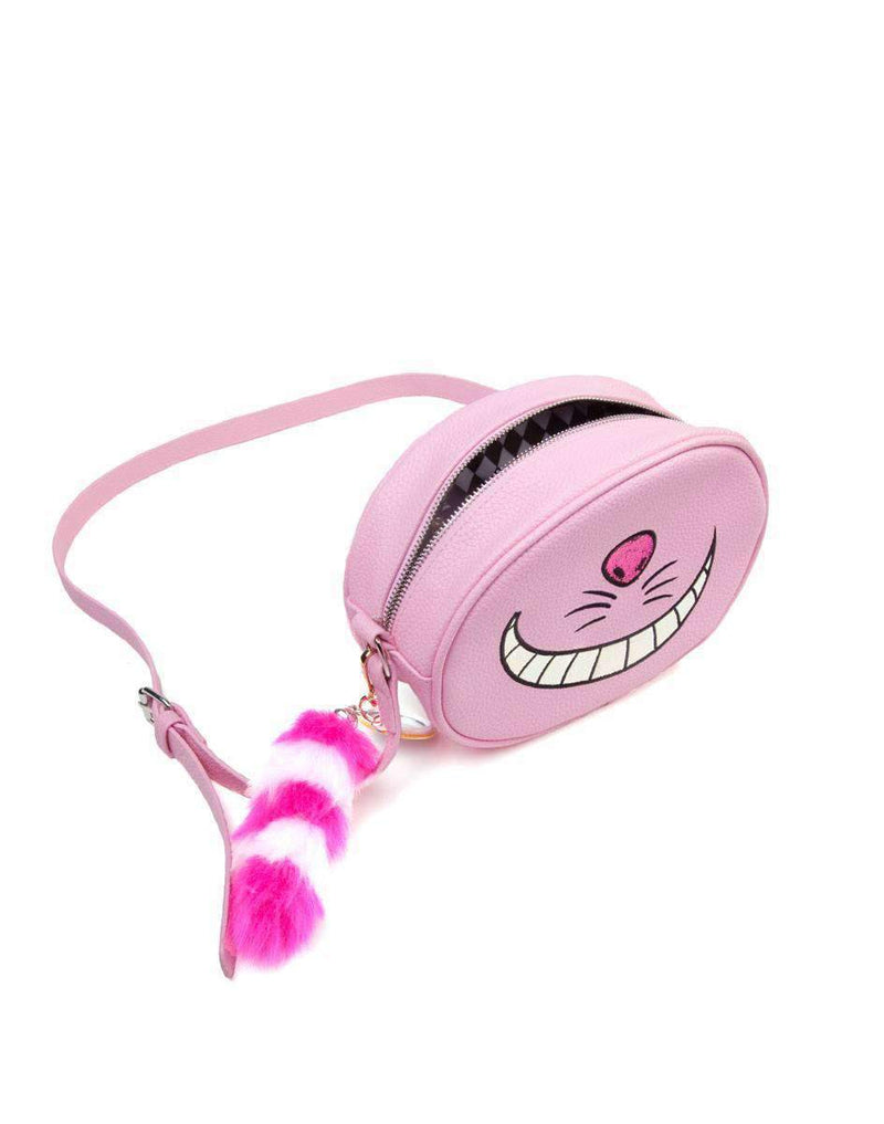Disney Alice In Wonderland Crossbody Cheshire Cat - Olleke | Disney and Harry Potter Merchandise shop