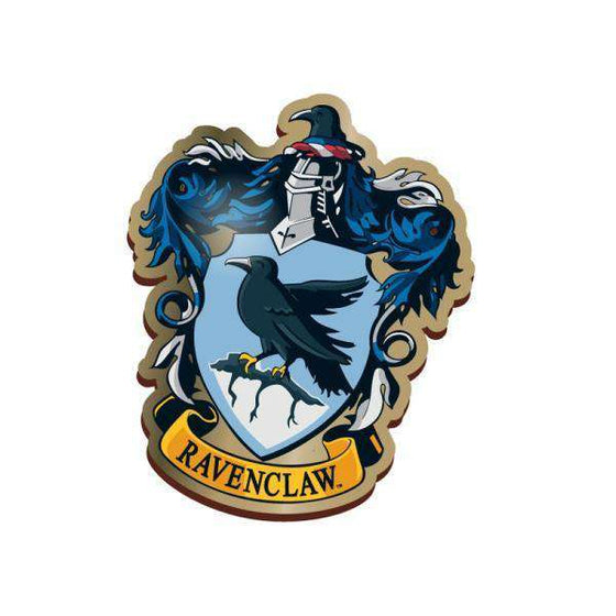 Enamel Badge (Header) - Harry Potter (Ravenclaw) Olleke | Disney and Harry Potter Merchandise shop Harry Potter