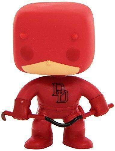 Films & Series - Exclusive Daredevil POP! Marvel Bobble-Head 9 Cm