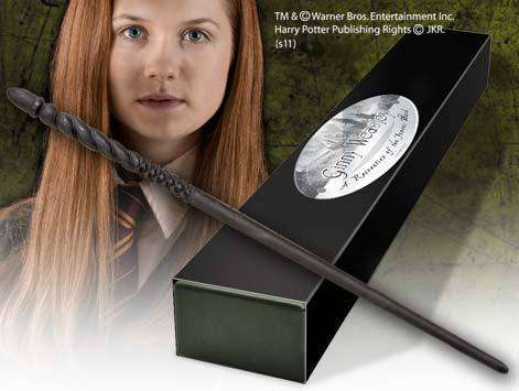 Ginny Weasley Character Wand Olleke | Disney and Harry Potter Merchandise shop The Noble Collection