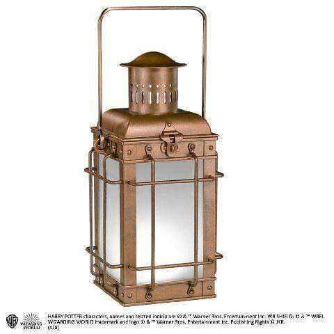 Hagrid's Lantern Olleke | Disney and Harry Potter Merchandise shop The Noble Collection