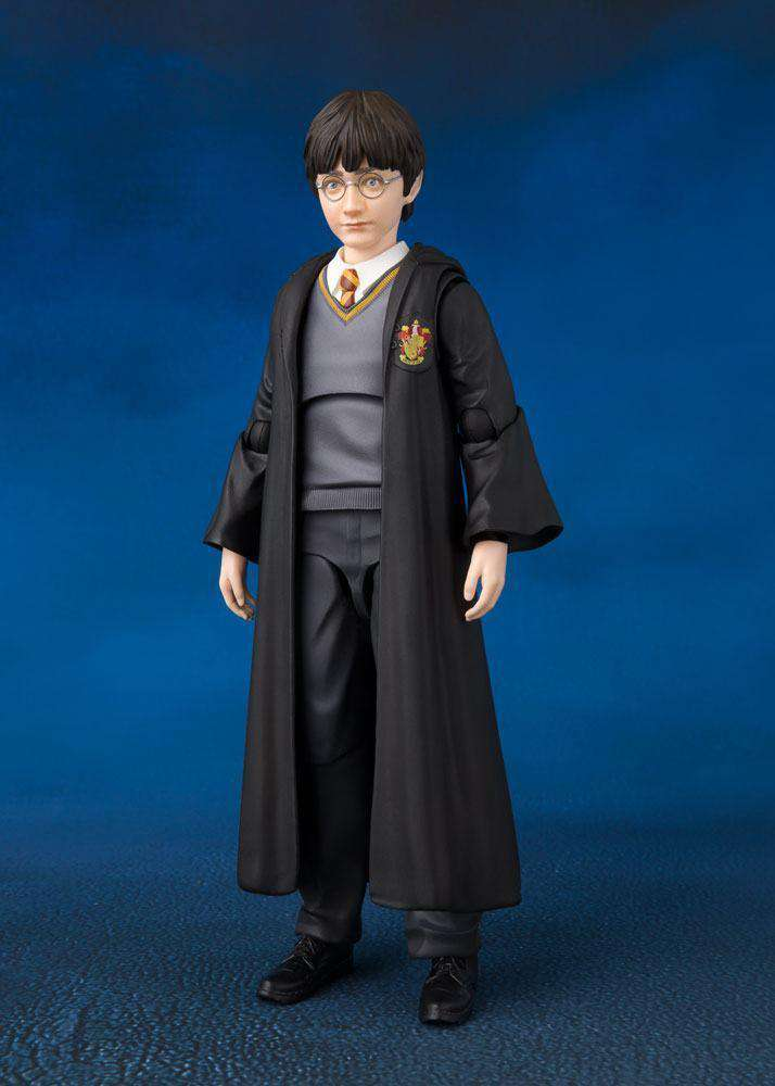 Harry Potter and the Philosopher's Stone S.H. Figuarts Action Figure Harry Potter 12 cm - Olleke | Disney and Harry Potter Merchandise shop