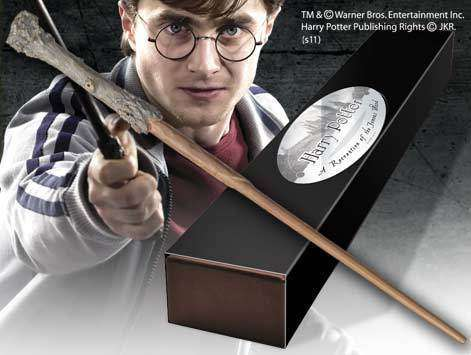 Films & Series - Harry Potter Character Wand