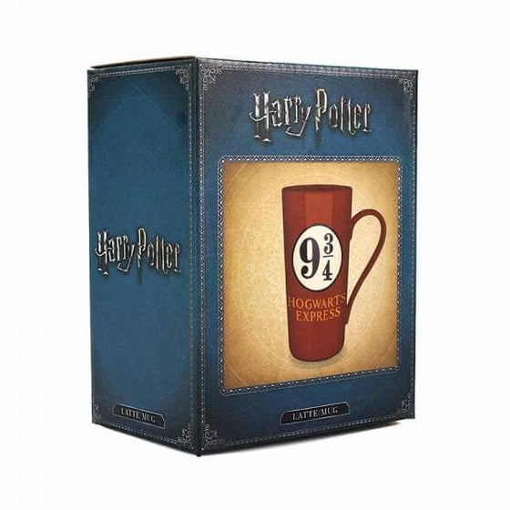 Harry Potter Latte Mug - Platform 9 3/4 Olleke | Disney and Harry Potter Merchandise shop Harry Potter
