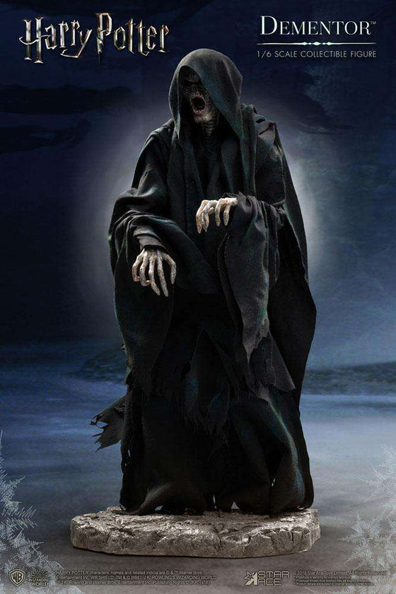 Films & Series - Harry Potter My Favourite Movie Action Figure 1/6 Dementor Deluxe Ver. 30 Cm