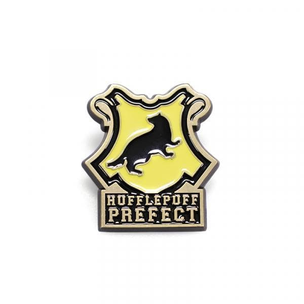 Hufflepuff Prefect Harry Potter Pin Badge - Olleke | Disney and Harry Potter Merchandise shop