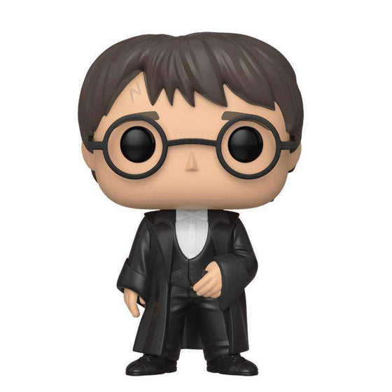 Harry Potter POP! Movies Vinyl Figure Harry Potter (Yule) Olleke | Disney and Harry Potter Merchandise shop Funko