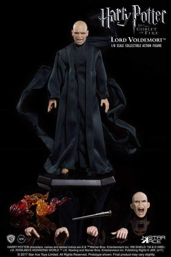 Films & Series - Harry Potter Real Master Series Action Figure 1/8 Lord Voldemort 23 Cm