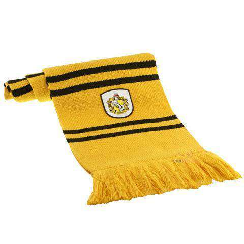 Harry Potter scarf Hufflepuff - Olleke | Disney and Harry Potter Merchandise shop