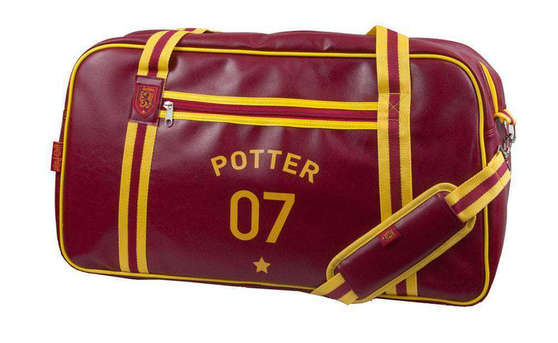Harry Potter Sport Holdall Bag Quidditch Team Gryffindor - Olleke | Disney and Harry Potter Merchandise shop