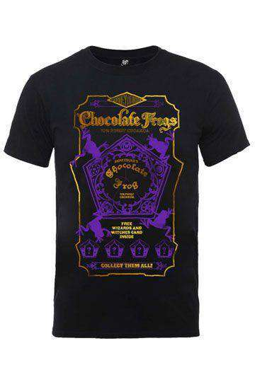 Harry Potter T-Shirt Chocolate Frogs - Olleke | Disney and Harry Potter Merchandise shop