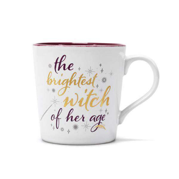 Harry Potter Tapered Mug - Hermione Granger (Brightest Witch) - Olleke | Disney and Harry Potter Merchandise shop