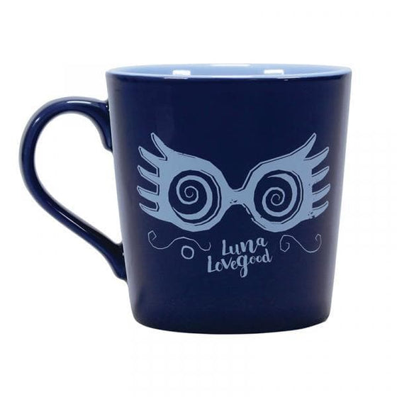Harry Potter Tapered Mug - Luna Lovegood (Quibbler) Olleke | Disney and Harry Potter Merchandise shop Half Moon