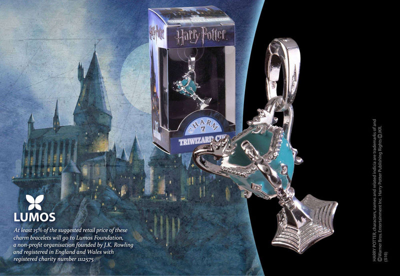 Harry Potter The Triwizard Cup charm - Olleke | Disney and Harry Potter Merchandise shop