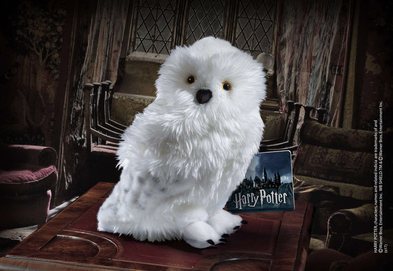 Hedwig Plush Olleke | Disney and Harry Potter Merchandise shop The Noble Collection
