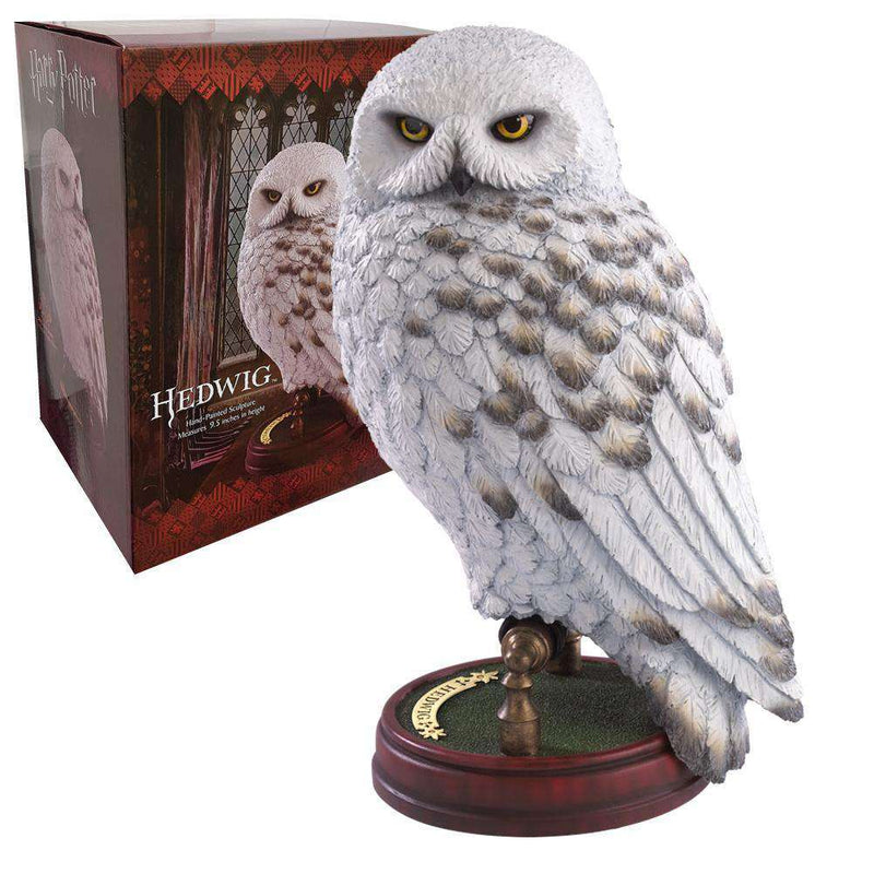 Hedwig Sculpture - Olleke | Disney and Harry Potter Merchandise shop