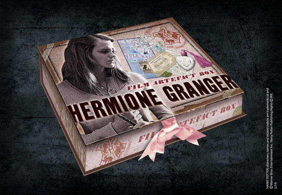 Films & Series - Hermione Artefact Box