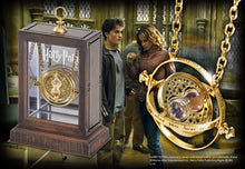 Hermione's Time Turner 24K plated Olleke | Disney and Harry Potter Merchandise shop The Noble Collection