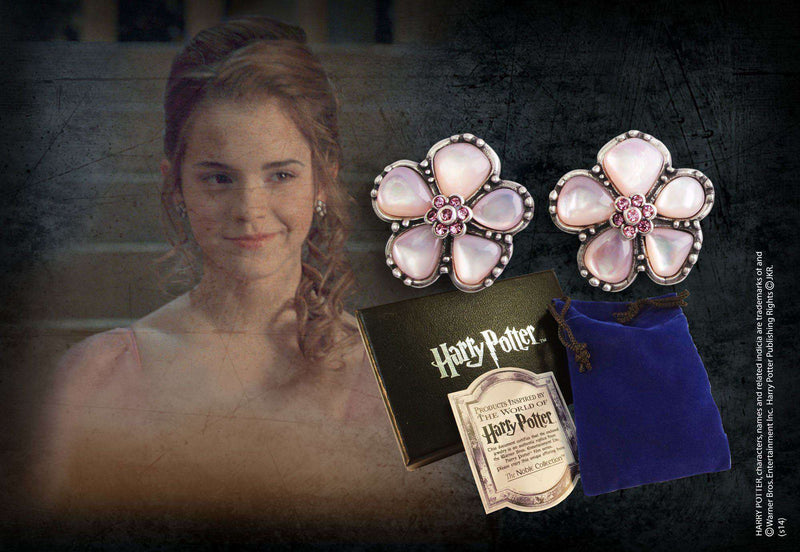 Hermione Yule Ball Earrings (costume) - Olleke | Disney and Harry Potter Merchandise shop